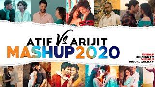 Atif Vs Arijit Mashup 2020 | DJ Smarty | Visual Galaxy