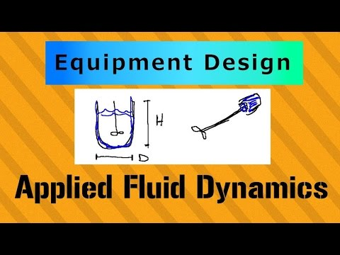 Power Consumption in Agitation / Applied Fluid Dynamics - Class 070