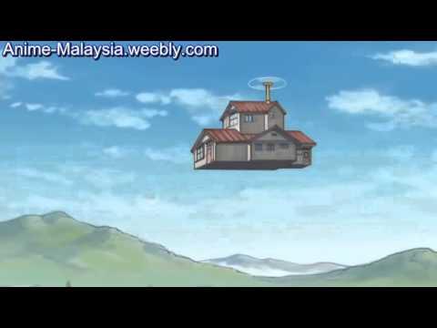 Doraemon Malay Sub Rumah 'Copter'