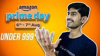 Amazon Prime Sale😲😱 Gadgets Under 999 #amazon #amazonprimesale #flipkart