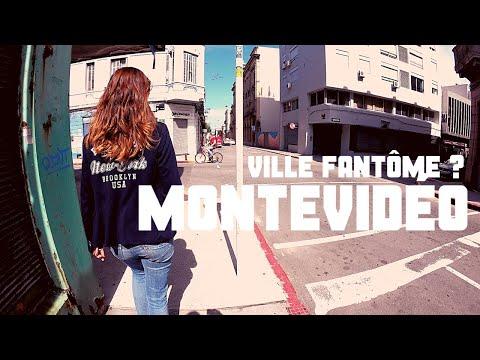 #9 A la découverte de Montevideo, capitale de l'Uruguay I VANLIFE