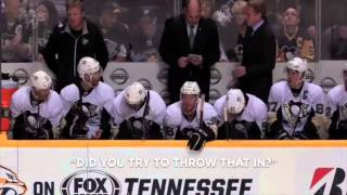 Sid and Geno Mic'd Up + Neal first time against Penguins