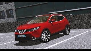 City Car Driving 1.5.5 - Nissan Qashqai II 2016 | + Download [LINK] | 1080p & G27