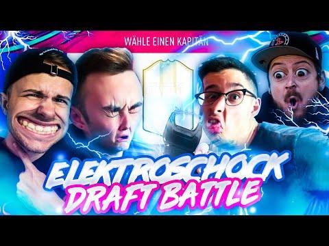 FIFA 19: ELEKTROSCHOCK Fut Draft BATTLE 2.0 😱🔥 BEEF Edition!