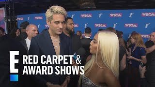 G-Eazy Gives a Shout Out to the Bay Area at 2018 VMAs | E! Live from the Red Carpet