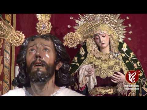 Jornada de besapiés y besamanos en Sevilla - 18 de marzo de 2017