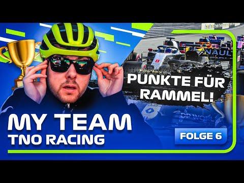 ICH BIN 1. MAL in den PUNKTEN 😂❤️ Formel 1 2021 My Team Karriere #6 🔥