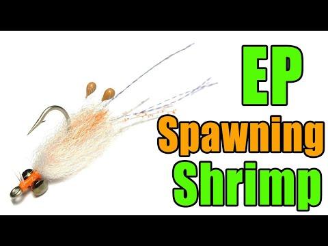 EP Spawning Shrimp Fly Tying Instructions
