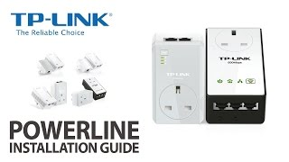 How to install TP-LINK Wi-Fi Powerlines