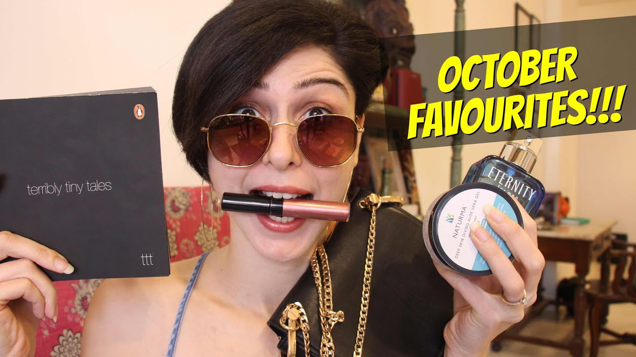 October Favourites + New ???????? !!!