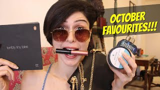 October Favourites + New 💇🏻 !!!