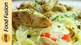 Cooking Recipes   Chicken Alfredo Fettuccine Recipe