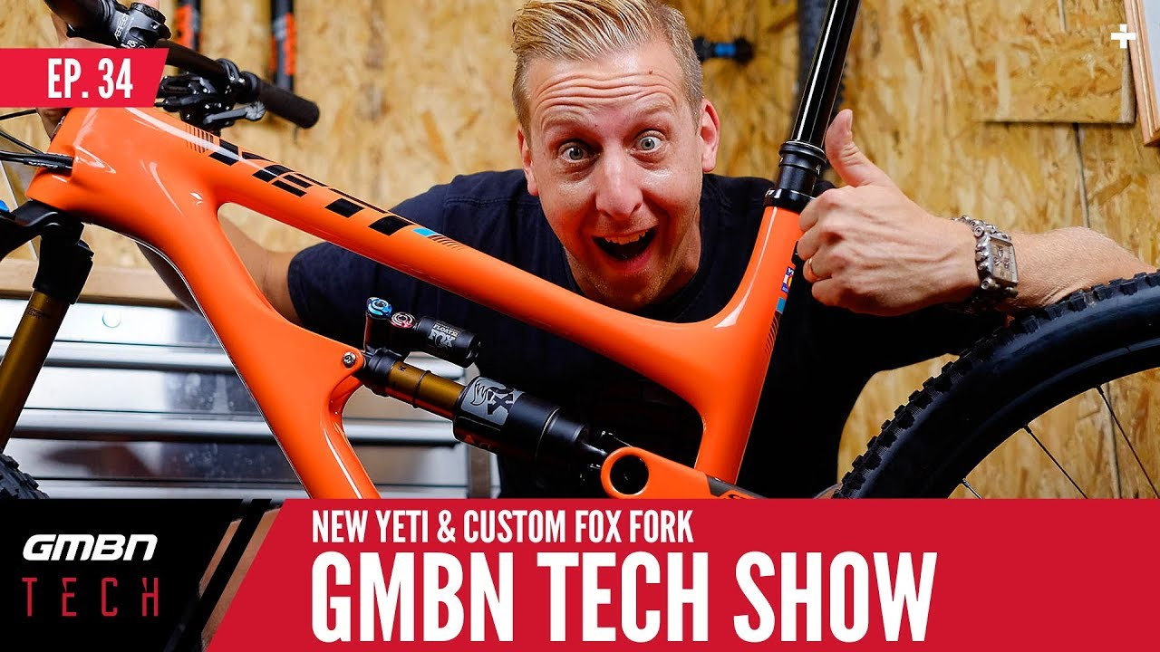 New Yeti 29Er And Dual Crown Fox 36 Forks Gmbn Tech Show Ep 34