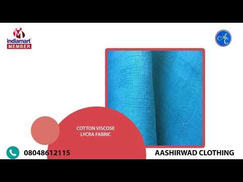 Manufacturer of Viscose Lycra Fabric