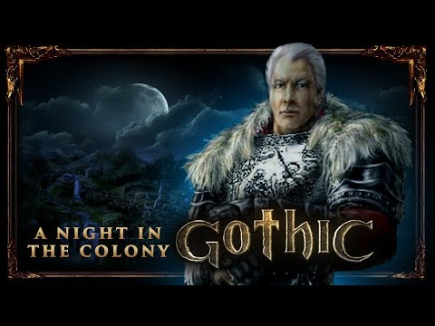 A night in the Colony | Gothic 1 | Music + Ambience Mix