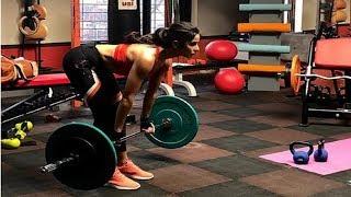 Katrina Kaif Deadlift Workout