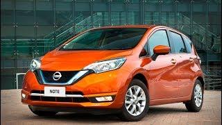 Andamos  no carro 100% elétrico da Nissan que não precisa carregar na tomada, o Note e-Power