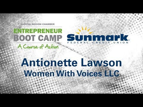 Entrepreneur Boot Camp - Women With Voices LLC