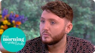 James Arthur Talks Openly About His Battle With Anxiety and Addiction | This Morning Video