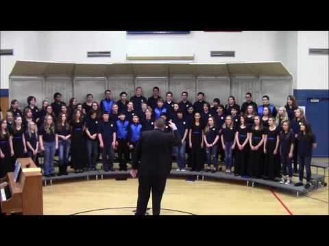 CS Porter Middle School 8th Grade Choir - Follow the Sun