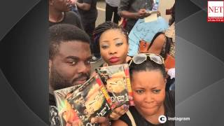 NET News - Kunle Afolayan Yemi Shodimu lead walk against piracy