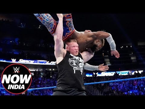 Brock Lesnar eyes the WWE Championship: WWE Now India