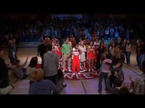 Glee Tribute - My Life Would Suck Without You