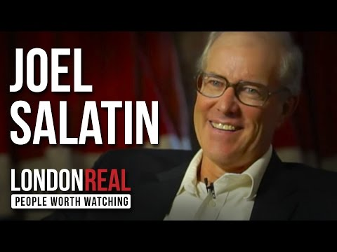 Joel Salatin - Folks, This Ain't Normal - PART 1/2 | London Real