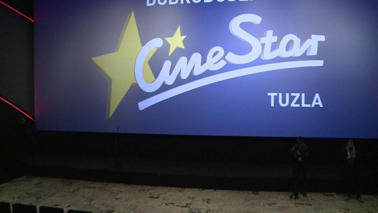 Download Zavirite u Multipleks CineStar u Tuzli