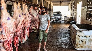 Slaughter house Bhains Colony | AFW Vlogs |