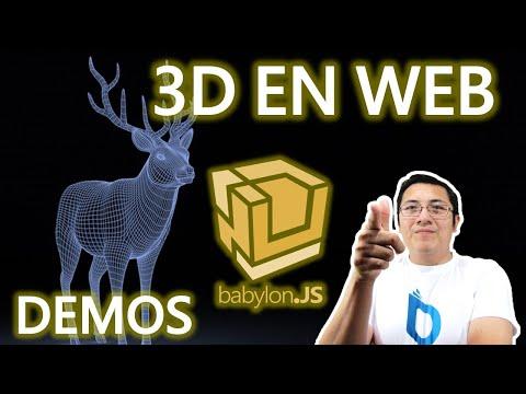 Juegos realizados Babylon.js by Develoteca