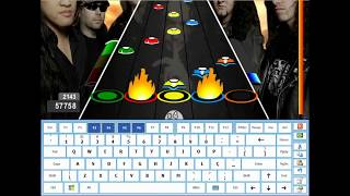 Guitar Flash: Through The Fire And Flames - Dragonforce - 100% FC - T&P Expert - *64.748*