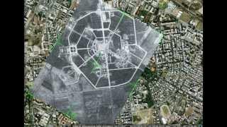Evoluzione urbanistica della città di Latina (Littoria) (+ file per Google Earth)