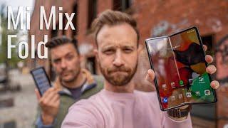 Xiaomi Mi Mix Fold Real-World Test (Camera Comparison, Battery Test, & Vlog)