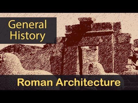 General History | Life For Ancient Romans | Entertainment | Roman & Greek Architecture | Lecture 31