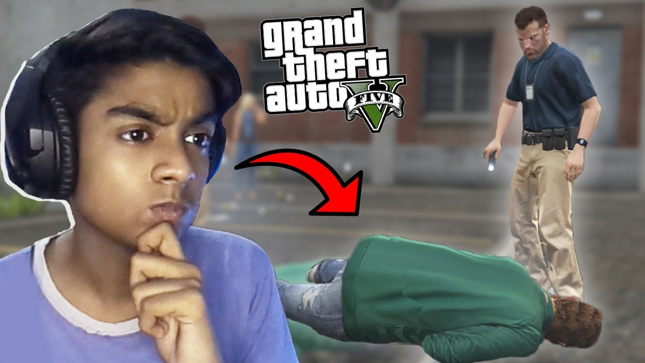 I became a DETECTIVE in GTA 5