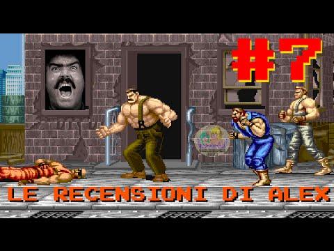 Sala Giochi Anni 80 : Le recensioni di alex final fight capcom by sala