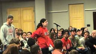 A Girl Asks Frank Turek If She's Going to Hell