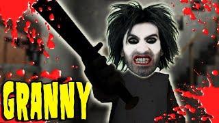 GRANNY Horror Game!  SCARY ENDING!