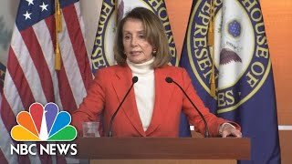 Nancy Pelosi Confident She'll Win Speakership, Claims 'Overwhelming Support' | NBC News