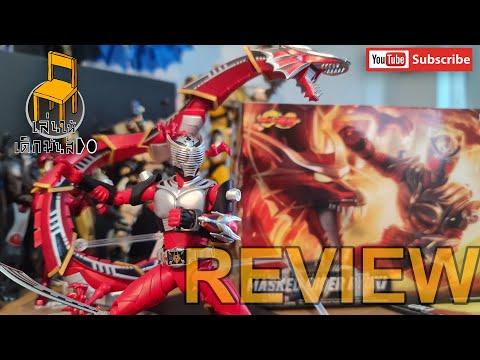 (รีวิว โมเดล) งานต่อประกอบ Figure Rise Standard Kamen Rider RYUKI #review   #เล่นให้เด็กมันดู