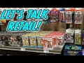 Let's Talk Retail Trading Cards -  Hobby vs Retail? Why Can't You Find Cards? Do Item Limits Work?