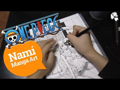 Манга Ван Пис / Manga One Piece - animebro