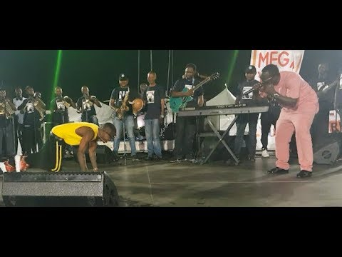 See Why Small Doctor Prostrates for Pasuma As They Sing,Dance& Make Agege People Laugh So Hard
