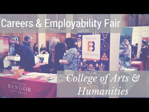 Careers & Employability Fair - College of Arts & Humanities