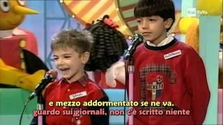 Il coccodrillo come fa? - Lo Zecchino d'Oro 1993 - con sottotitoli
