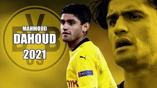 Mahmoud Dahoud 2021 Amazing Skills Show HD