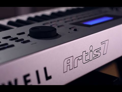 Kurzweil Artis 7 Demo with Chris Martirano