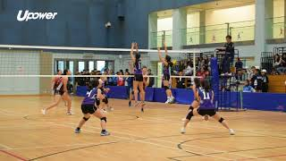Publication Date: 2017-12-28 | Video Title: 20171228 Upower 學界排球精英賽 女子組第二輪