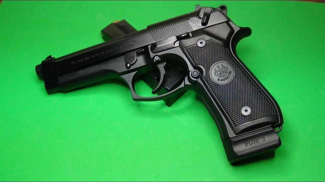 Mec Gar 20rd For Beretta M9 Youtube